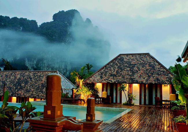 Boutique hotel in krabi thailand for Popular boutique hotel